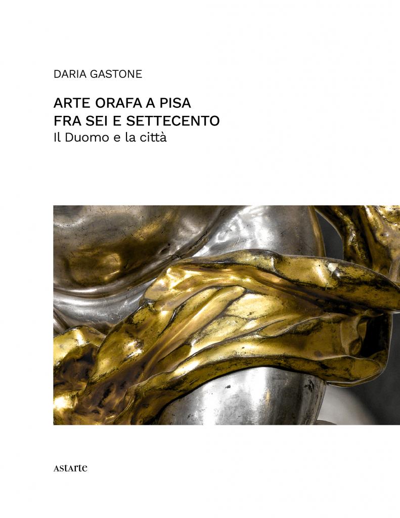 Arte orafa a Pisa - fronte