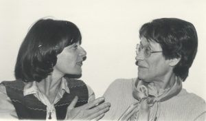 Anne Zelensky e Andrée Michel